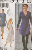 Style Sewing Pattern, 2662, Misses' Dress, Size A(8,10,12,14,16,18), OOP