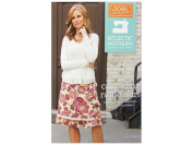 Joel Dewberry Cascading Ruffle Skirt Pattern