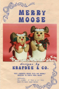 Designs by Krafdee & Co. Merry Moose Christmas Pattern