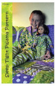Sleep Tight Pyjama Set Sewing Pattern by Firetrail Designs