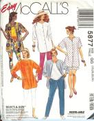 Easy McCalls 5877 Casual Wardrobe