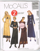 McCall's 3027 Two Hour Dress Pattern
