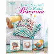Leisure Arts-Teach Yourself To Make Biscornu
