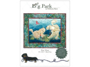 PineNeedles by McKenna Ryan - DOG PARK patterns DG04 Paw Wars Pattern