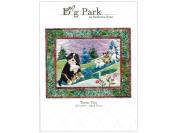 "PineNeedles By McKenna Ryan - DOG PARK pattern DG03 ""Teeter Tots"" Pattern"