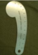 Fairgate Vary Form Curve 60cm
