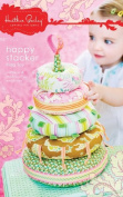 Heather Bailey Patterns Happy Stacker Ring Toy HBA-SPOO3
