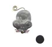 Mouse Needle Nanny Magnetic Needle Minder, Brooch
