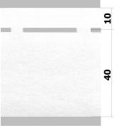 Vilene Edgefix - Iron-On for Edging width 10-40 white, price per metre