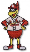 St. Louis Cardinals Fredbird Mascot MLB Baseball Patch