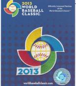 2013 World Baseball Classic Sleeve Jersey Patch