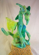 Craft Patterns - Parcival, 33cm Dragon Pattern