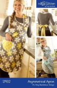 Asymmetrical Apron Pattern By Indygo Junction