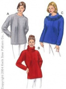 Kwik Sew Pattern 3262 Casual Tops
