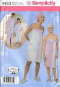 Simplicity 4493 Mother and Daughter Spa Accessories