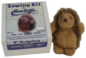 Haan Crafts Hedgehog Sewing Kit, 15cm
