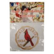 MLB St. Louis Cardinals 1934 World Series Patch