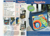 The Baggalista Bag Purse Pattern No. 2700 By Studio Kat Designs