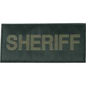 11809 - Patch Sheriff Grn/Blk