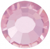Mode Beads Preciosa Crystal Rhinestone Flatbacks, Lt. Amethyst