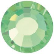 Mode Beads Preciosa Crystal Rhinestone Flatbacks, Peridot