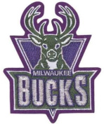 Milwaukee Bucks Logo Patch