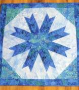 Caribbean Seas quilt pattern