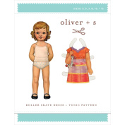 OLIVER S Roller Skate Dress & Tunic Sewing Pattern