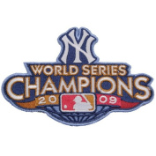 MLB New York Yankees 2009 World Series Patch