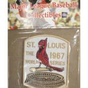 MLB St. Louis Cardinals 1967 World Series Patch