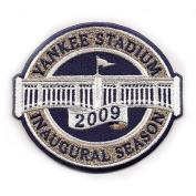 New York Yankees MLB Logo Patch - 2009 Inaugural