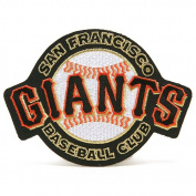 The Emblem Source San Francisco Giants Black Jersey Sleeve Patch