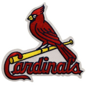 St. Louis Cardinals Primary Logo Patch
