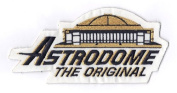 Houston Astros Astrodome The Original White Jersey Sleeve Patch