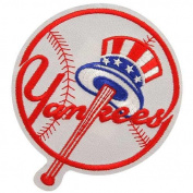New York Yankees Primary Logo Patch