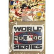 MLB World Series Patch - 2006 Logo - MLB