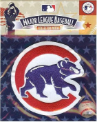 Chicago Cubs Walking Bear Sleeve Patch - Official MLB Licenced