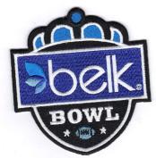 Belk Bowl Game NCAA Football Jersey Patch