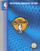 2013 NBA 'The Finals' Championship Game Jersey Worn Patch San Antonio Spurs Miami Heat