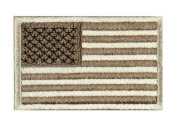 Condor Us Flag Patch 6/pack - Desert