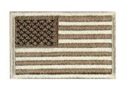 Condor Us Flag Patch 6/pack - Desert