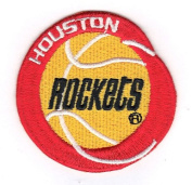 Houston Rockets Retro Primary Team Logo 1990's ERA Patch