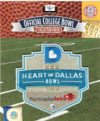 Plains Capital Bank Heart Of Dallas Bowl NCAA Game Jersey Patch