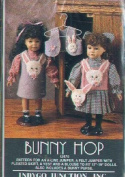 Bunny Hop - Clothes for 43cm - 48cm Dolls [Sewing Patterns]