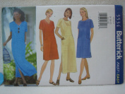 Butterick Fast & Easy Pattern 5534 Misses' Petite Dress