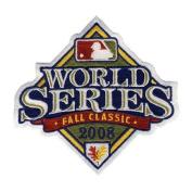 The Emblem Source 2008 World Series Logo Patch