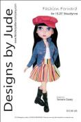 Fashion Forward Pattern for 15.25 Maudlynne & LittleMissMatched