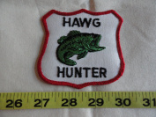 Hawg Hunter Patch