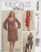 McCall's Pattern M5484 Size R5