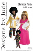 Slumber Party Pattern for 30cm Senson Dolls
